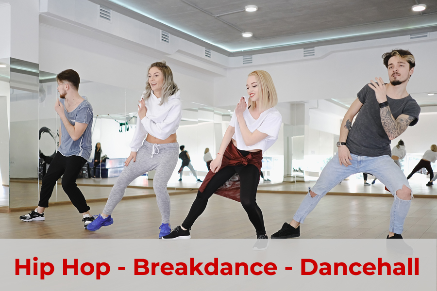 Breakdance - Hip Hop - Dance Hall
