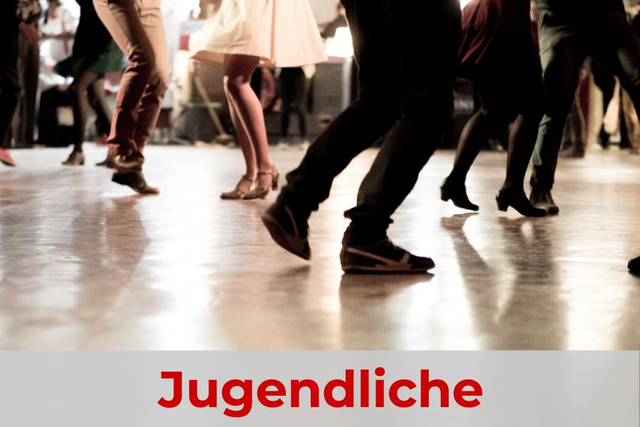 Tanzkurse für Schüler und Jugendliche