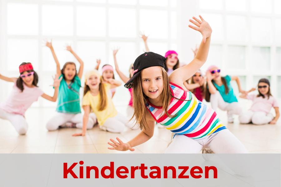 Tanzkurse für die Kinder ab 2 Jahre