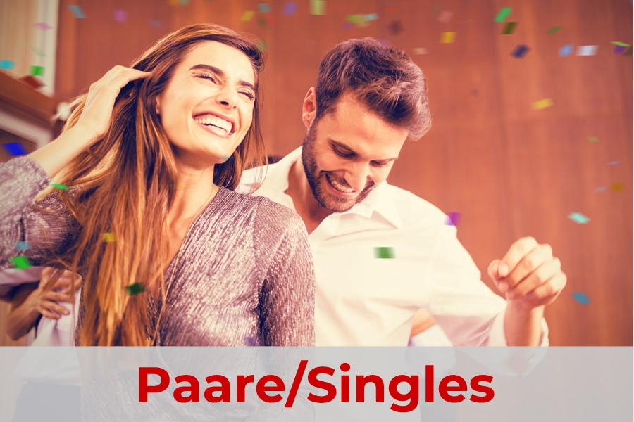 Tanzkurse für Erwachsene, egal ob Paare oder Singles
