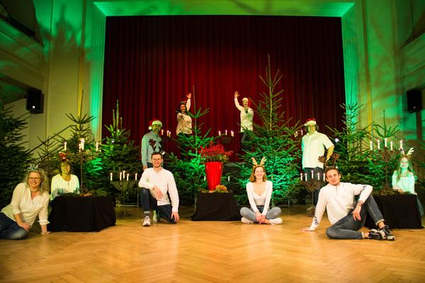 Tanzschule Rosenheim - Weihnachten